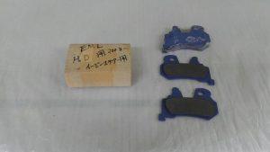 ハレーダビットソンEMLトライク フロントパッド純正部品 パワーステアリングKit用 ¥18000