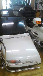 GL1800EMLサイドカー 4人乗り