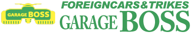 トライク・サイドカー等の輸入/製造販売-GARAGE BOSS-